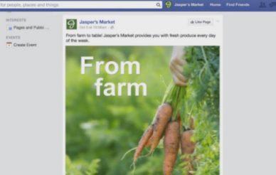 Slideshow do Facebook já pode ter música e texto