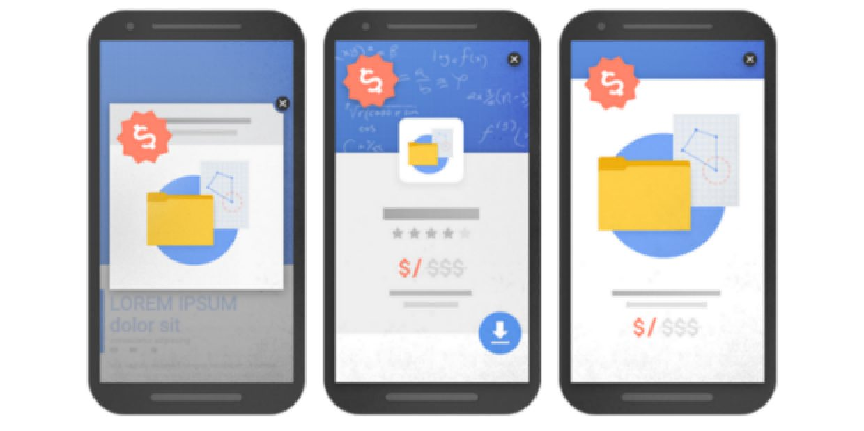 Google castiga páginas mobile com anúncios intrusivos