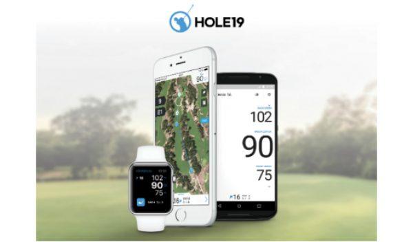 App conquista golfistas