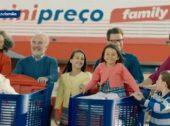 Minipreço apresenta lojas para a família