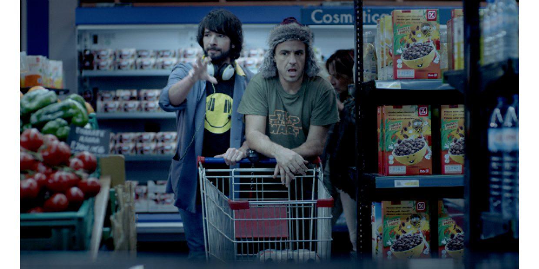 O supermercado dos engates de Nuno Markl