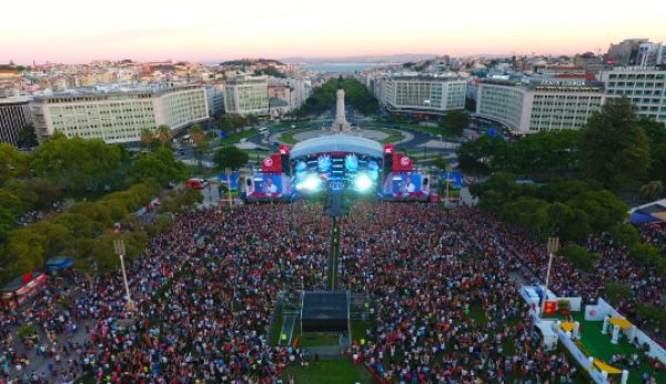 Um milhão de pessoas na Festa Continente