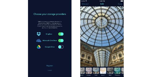 """Portugal tem a app de fotos """"mais segura do mercado"""""""