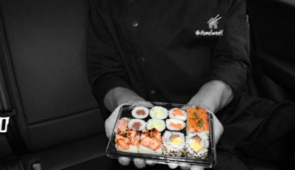 Cabify oferece sushi no Porto