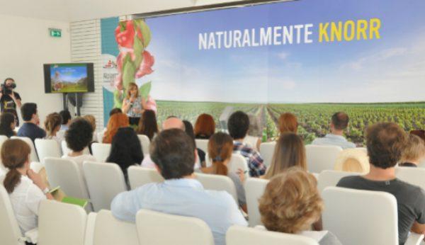 Knorr: chegar à cozinha dos mais jovens