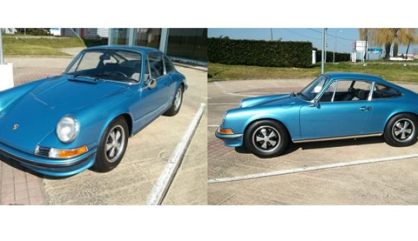 Clássicos Porsche em leilão
