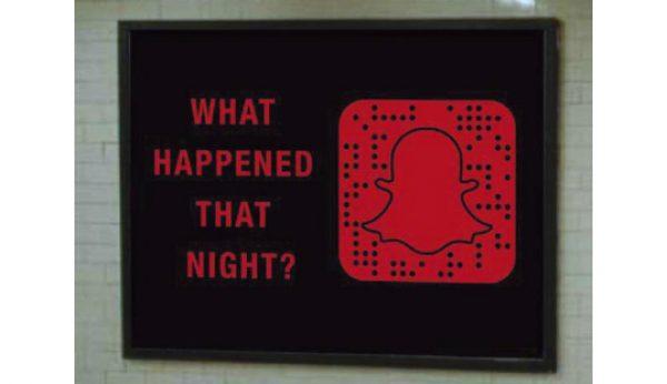 Ligue o Snapchat para desbloquear conteúdos