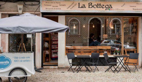 La Bottega leva Roma a Lisboa
