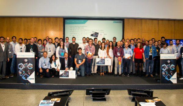 PT leva quatro projectos de IoT à Web Summit