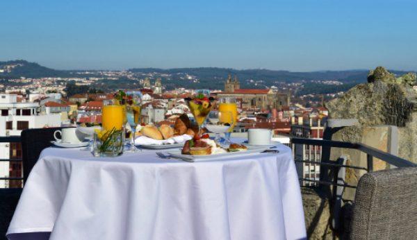 Pousadas de Portugal propõem pequeno-almoço à portuguesa