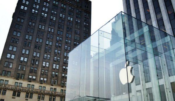 Receitas anuais da Apple descem pela primeira vez desde 2001