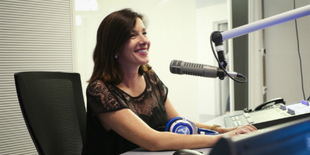 Carla Rocha de regresso às manhãs da rádio