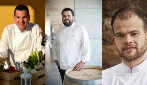 Chefs levam gastronomia do Centro à Quinta das Lágrimas