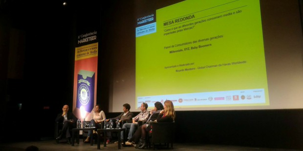 8.ª Conferência Marketeer: Como é que as diferentes gerações consomem media (e marcas)