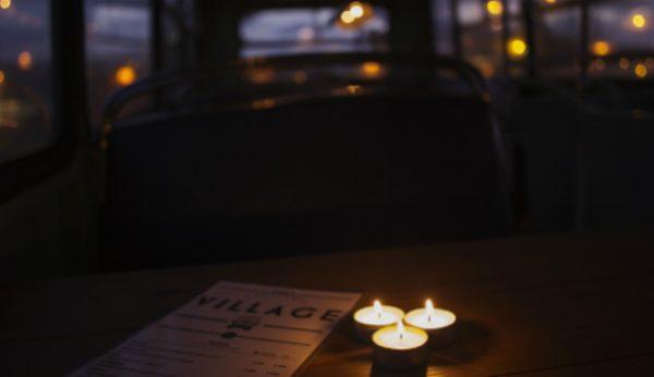 Autocarro do Village Underground abre para jantares