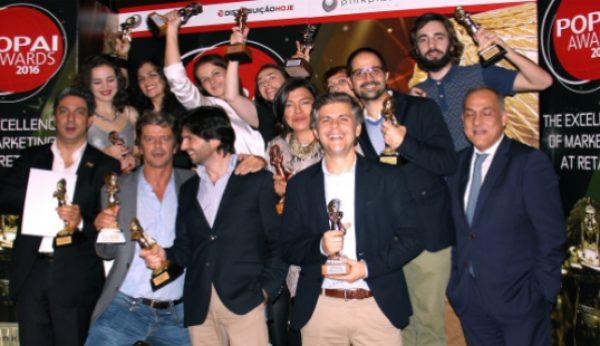 POPAI Awards atribui 60 prémios em Portugal