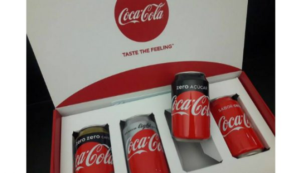 Coca-Cola reforça marca única