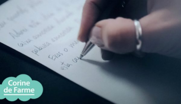 Corine de Farme convida mães a escrever carta aos filhos