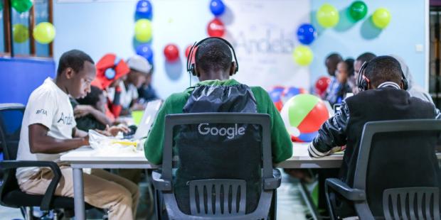 É capaz de resolver um desafio da Google?