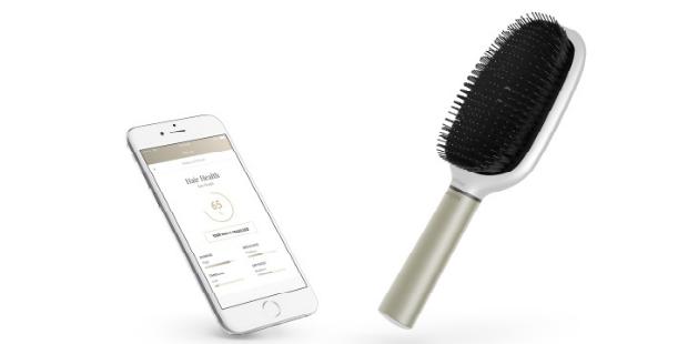 L'Oréal apresenta escova inteligente