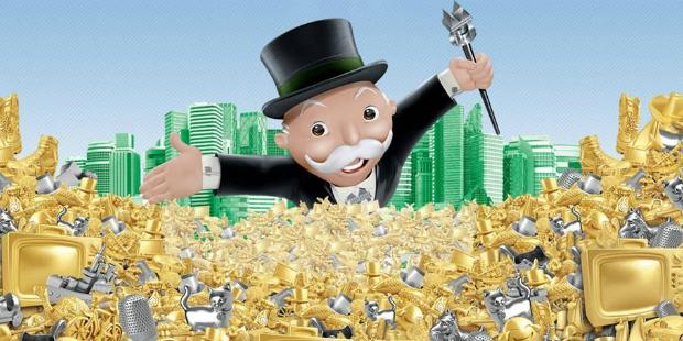 Peões icónicos do Monopoly estão em risco