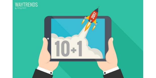 10+1 tendências do Marketing Digital 2017