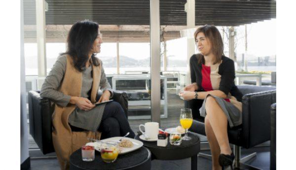 À conversa com Leonor Dias