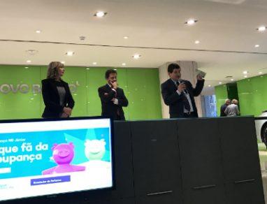 Novo Banco aposta em Experience Lounge
