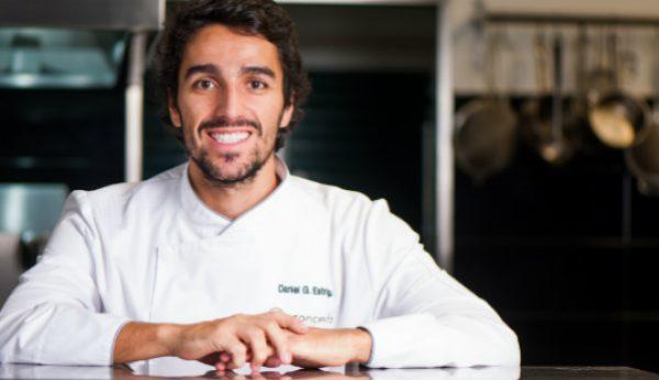 Chef Daniel Estriga une Cascais ao Algarve