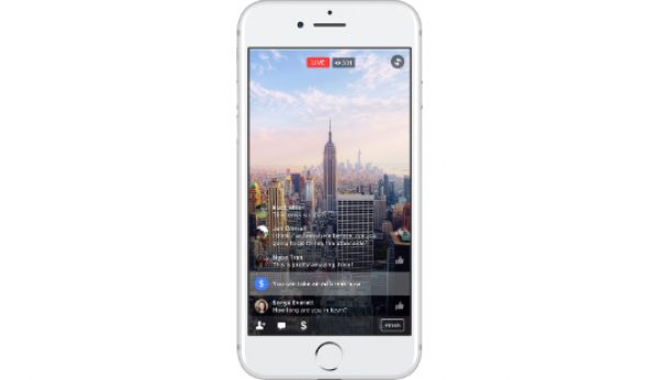 Facebook já está a testar anúncios no meio de vídeos
