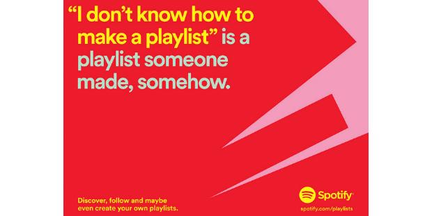 Spotify brinca com escolhas dos utilizadores