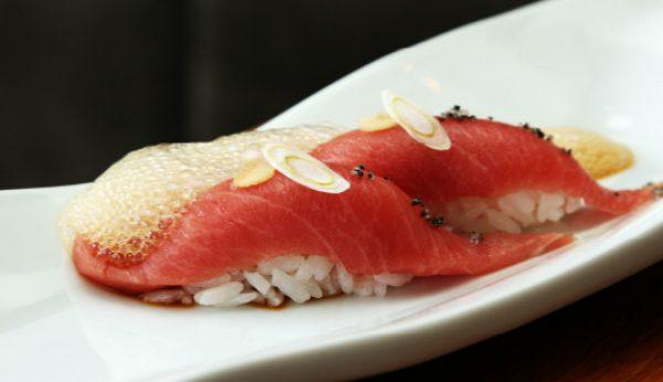 Sushi vai bem com… fado?