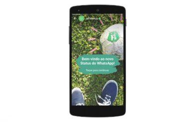 WhatsApp também quer ser como o Snapchat