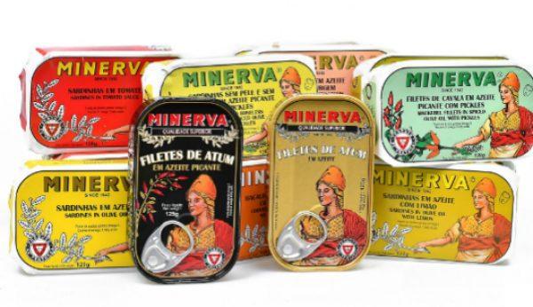 Minerva: as conservas que nasceram com a guerra