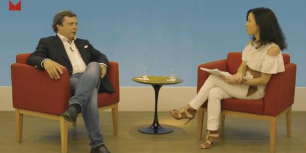 À conversa com Paulo Campos Costa
