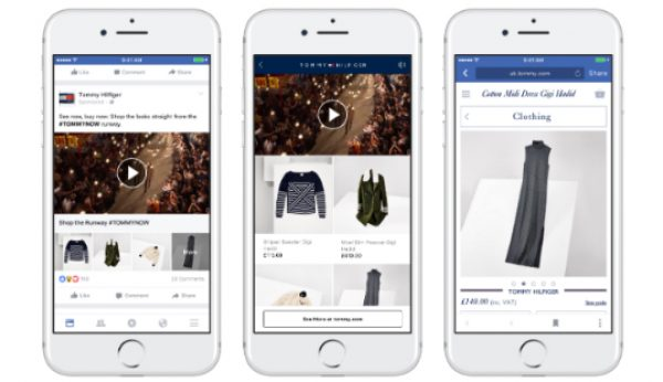 Facebook lança novo formato de publicidade mobile