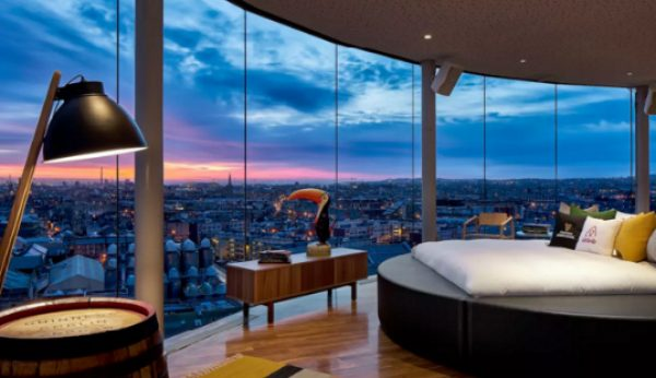 Quer dormir na Guinness Storehouse em Dublin?