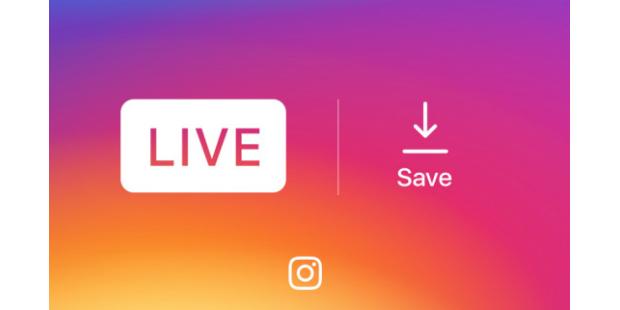 Já pode guardar os vídeos em directo do Instagram