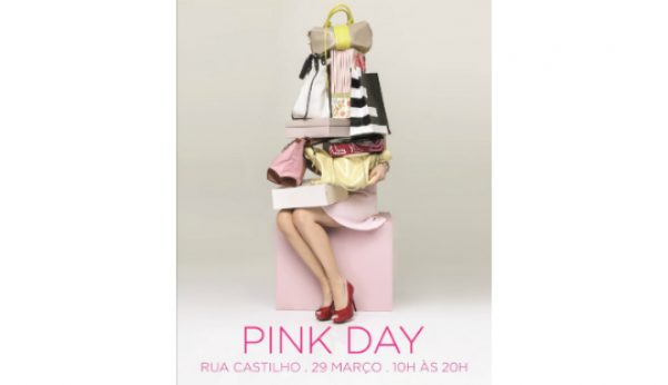 Pink Day de regresso à Rua Castilho