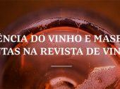 Massemba assina acordo de gestão da Revista de Vinhos