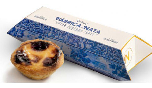 Fábrica da Nata abre nova loja em Lisboa