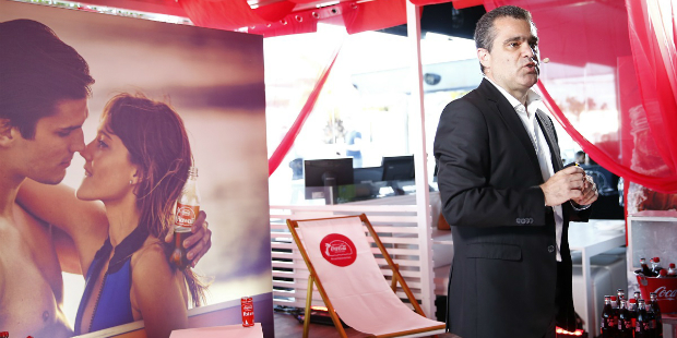 Coca-Cola tem viagens e bilhetes para festivais para oferecer