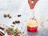 Fragoleto sugere gelados com especiarias