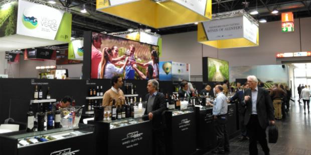 Vinhos portugueses na Alemanha