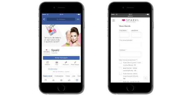 Sparkl: manicure e depilação on-demand