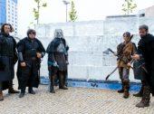 A Guerra dos Tronos trouxe o Inverno a Lisboa
