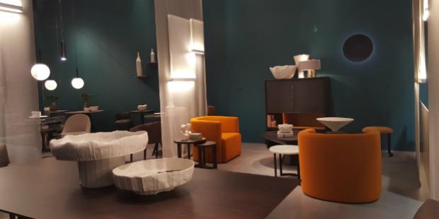 Mobiliário português desfilou em Milão