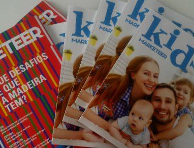 Marketeer Kids com a Marketeer de Junho