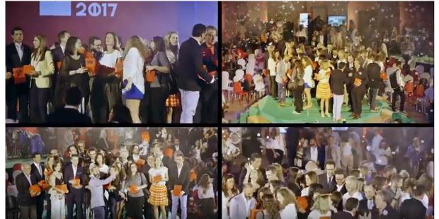 Prémios Marketeer 2017: os melhores momentos (com vídeo)