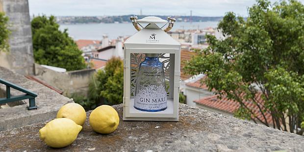 Gin Mare leva gin aos terraços de Lisboa